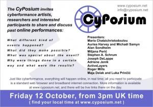 CyPosium flyer