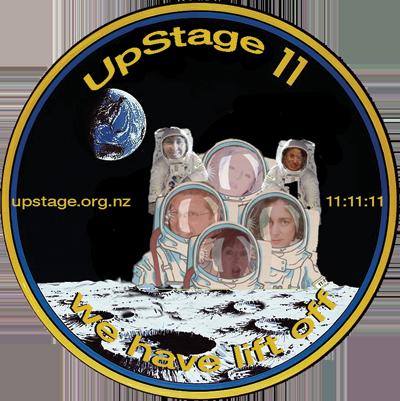 UpStage 11:11:11 festival www.upstage.org.nz