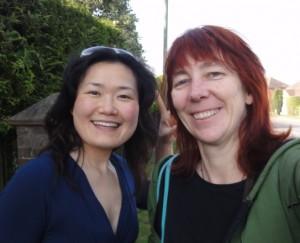 Yuwei and Helen