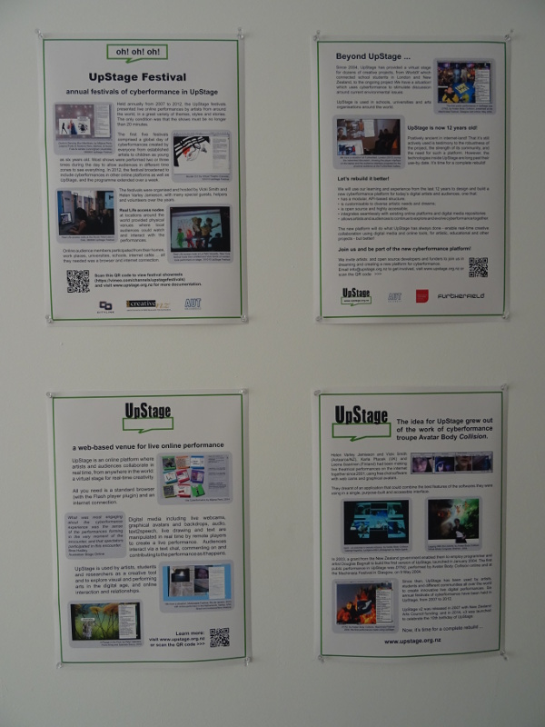 posters at LGM 2016 exhibition