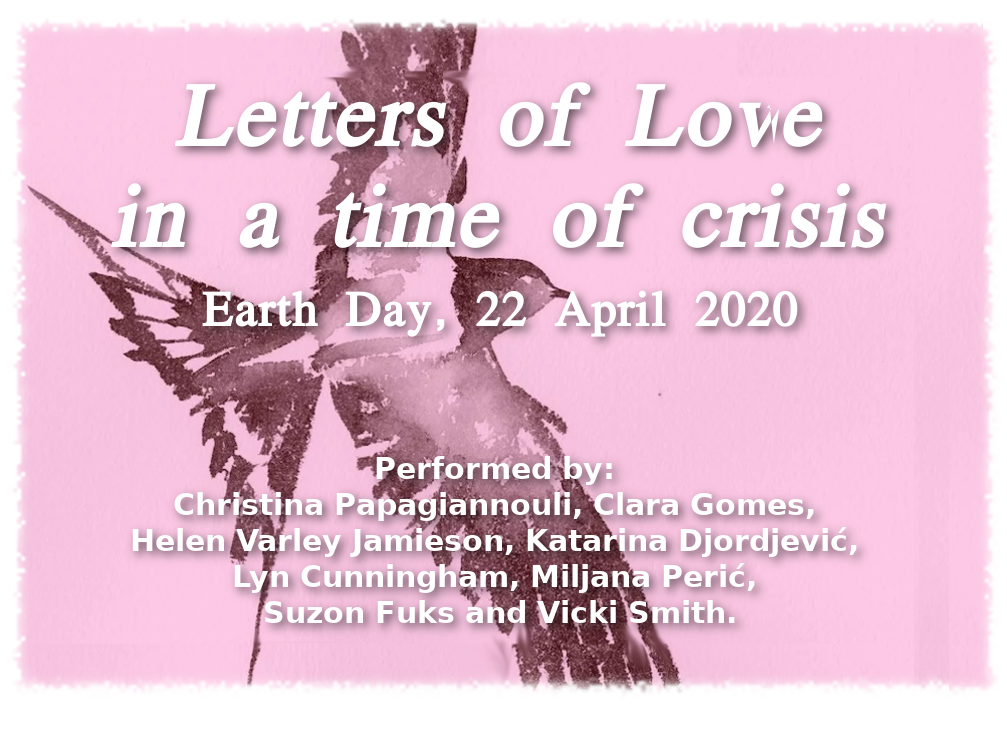 Letters of Love in a Time of Crisis